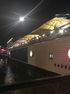 A Bar on a Barge, Vienna