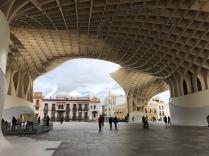 Las Setas De Sevilla (Metropol Parasol)